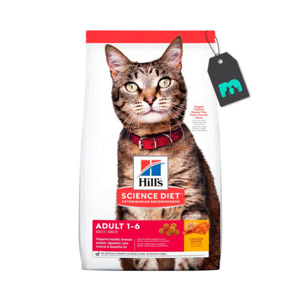 Hill's Gato Adulto Optimal Care Original