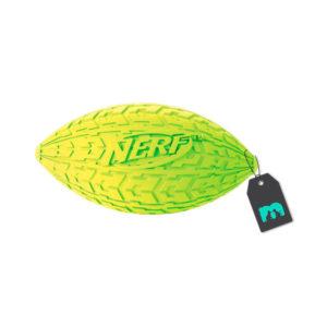 Nerf Pelota Ovalada Neumático Con Sonido