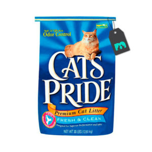 Arena Gatos Cat's Pride Fresh & Clean