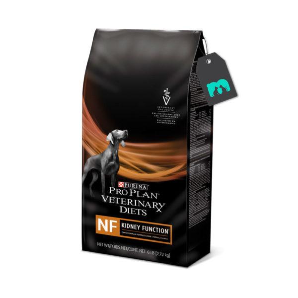Comida para perro Pro Plan Veterinary Diets NF