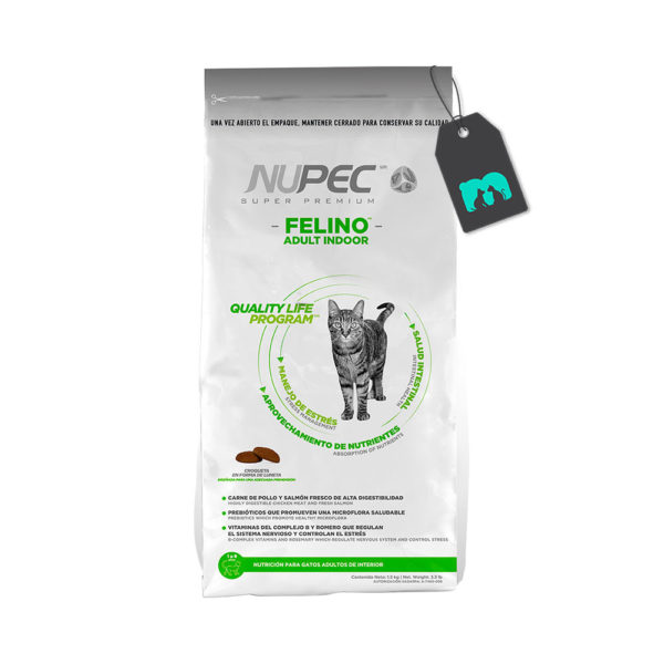 Nupec Felino Adulto indoor
